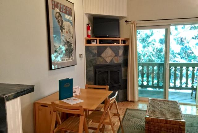 Mt Baker Lodging Condo #94– FIREPLACE, KITCHENETTE, INEXPENSIVE, WIFI, SLEEPS-6! photo 60933