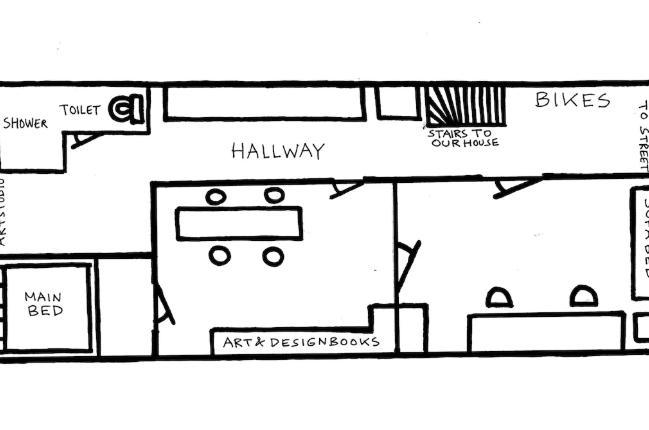 Apartment Three designer rooms in Trendy Pijp photo 170073