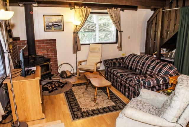 Mt. Baker Lodging Cabin #63 – HOT TUB, BBQ, PETS OK, WIFI, W/D, SLEEPS-6! photo 60597