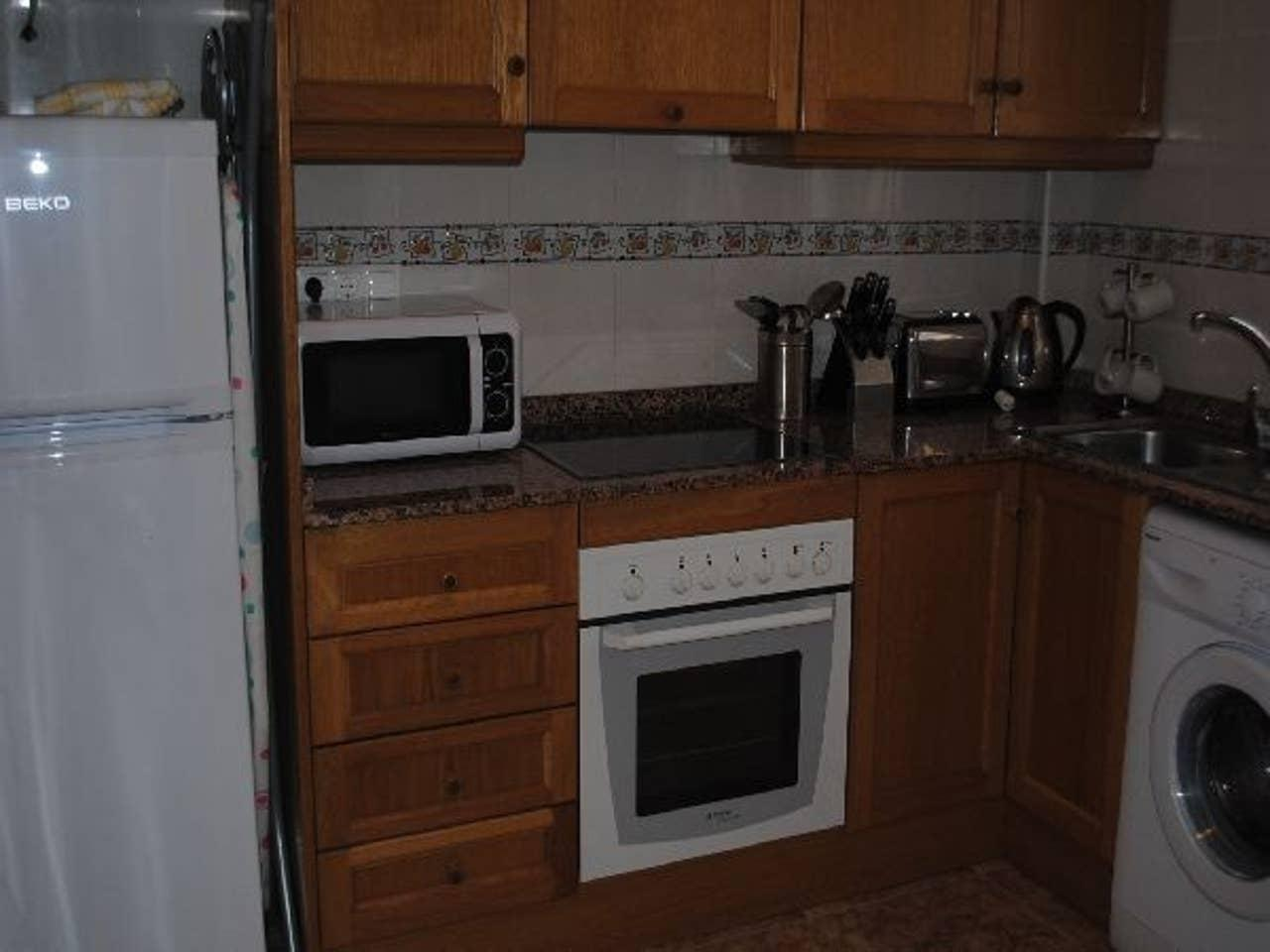 Apartment Playa Golf  st floor apartment   com pool P243 photo 28557105
