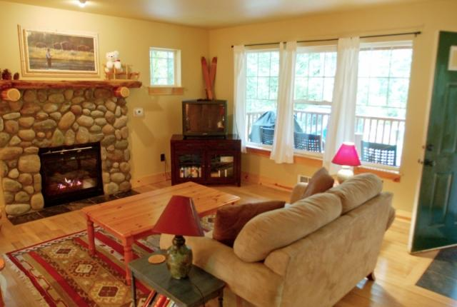 Mt. Baker Lodging Cabin #95 – HOT TUB, BBQ, PETS OK, FIREPLACE, WIFI, SLEEPS-4! photo 60955