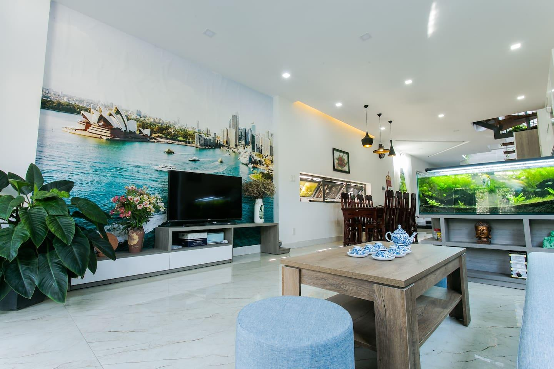 ★CP Residences★ 3BR DREAM HOUSE NEAR MY KHE BEACH photo 18316264