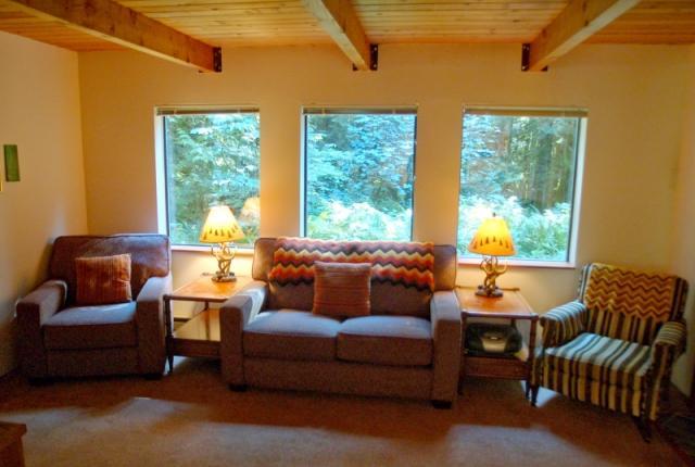 Mt. Baker Lodging Cabin #67 – HOT TUB, FIREPLACE, BBQ, PETS OK, D/W, SLEEPS-5! photo 60633