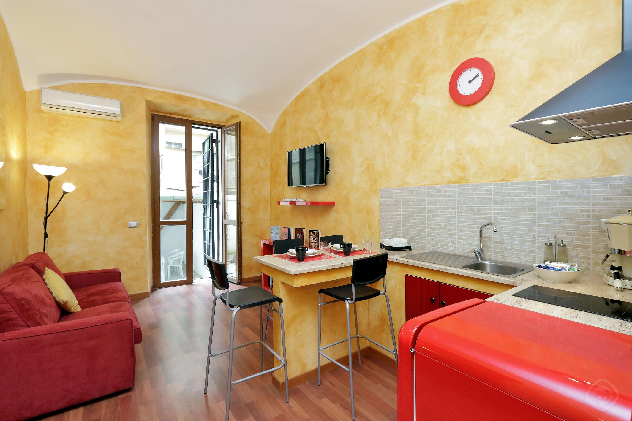 LuckyDomus Esquilino apartment Rome photo 31814997
