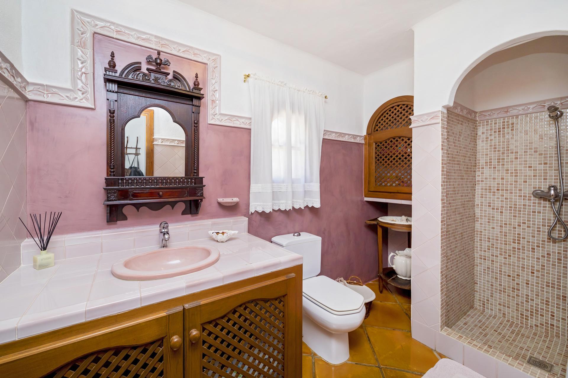 Apartment Villa Cas Berris  Lujo y Vista mar en Es Cubells photo 17644651