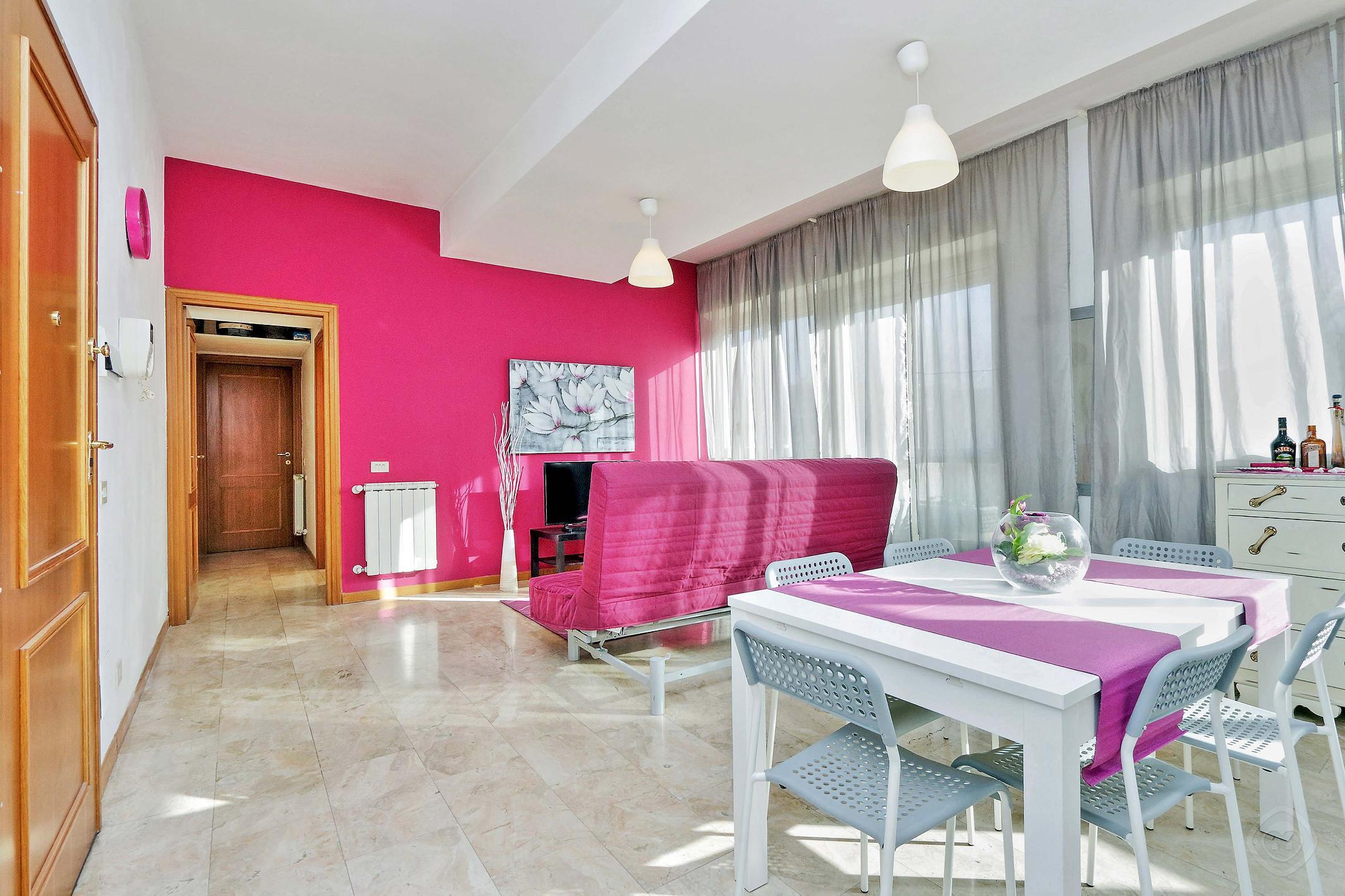 Lucky Domus Maggiore apartment Rome photo 31815254