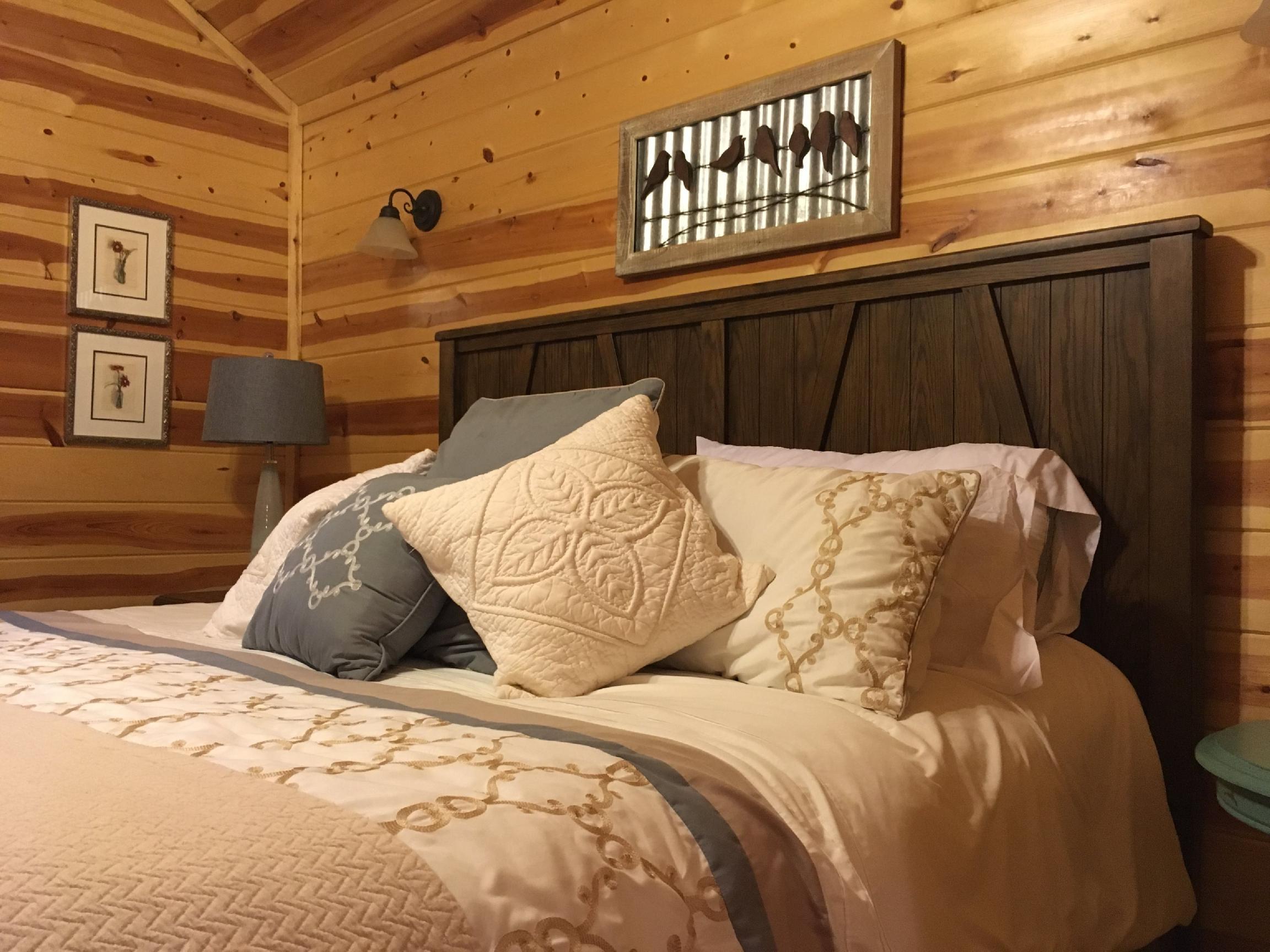 Shear Comfort-1 Night Stays, Farmhouse Decor photo 15958395