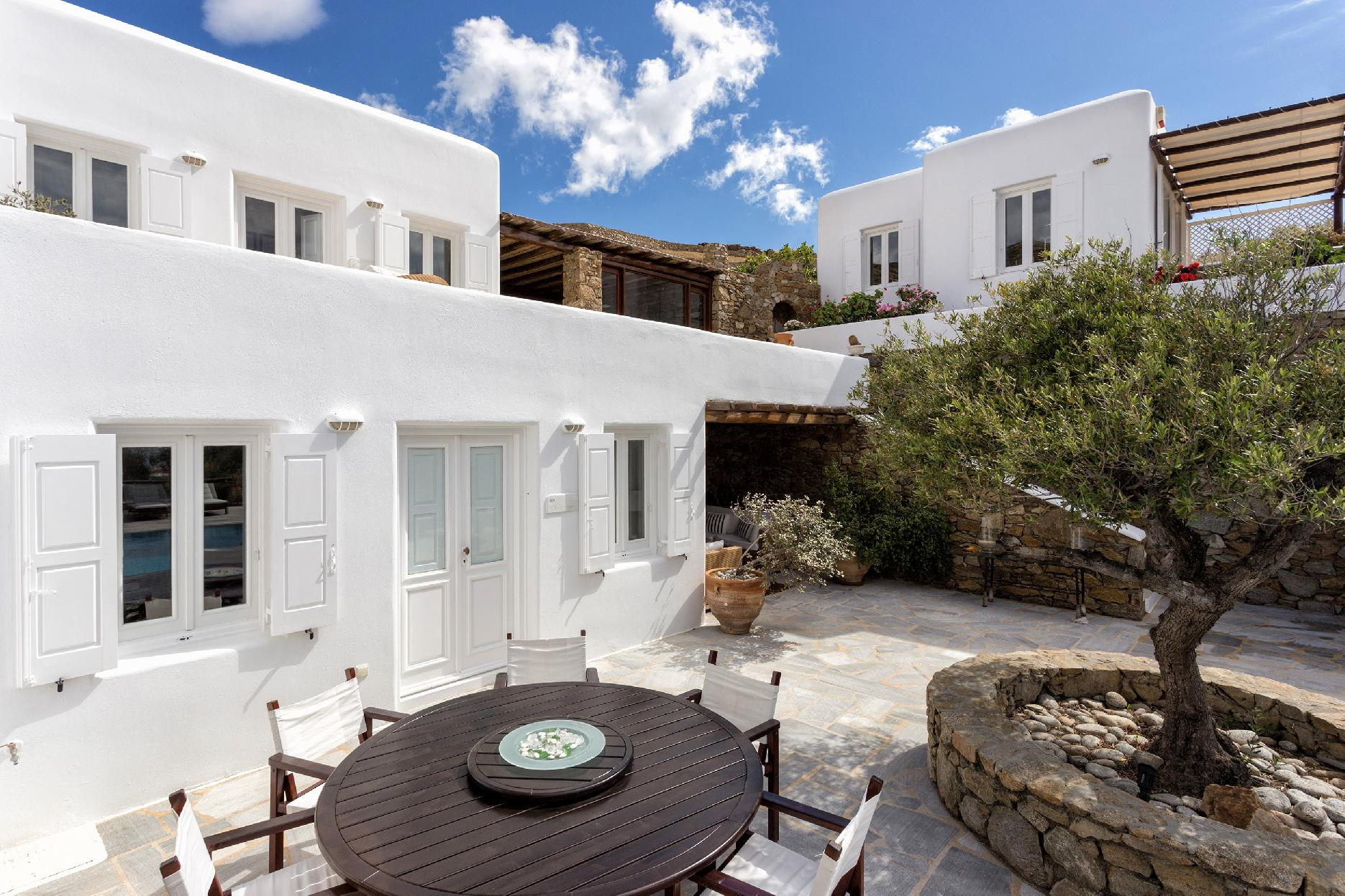 HOUSE OF THE SUN@The Galaxy Mykonos villa photo 1411913
