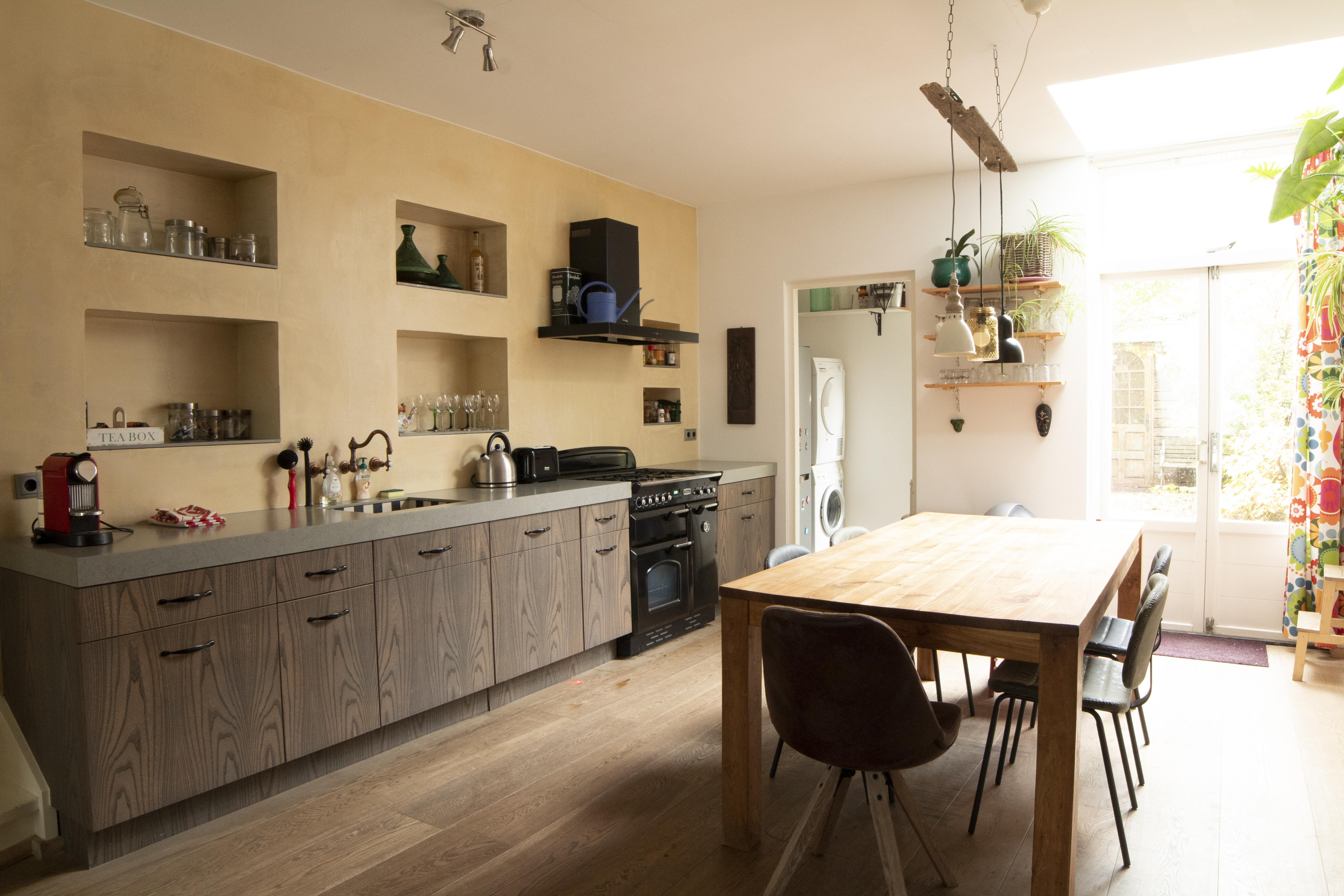 """Amsterdam Double Delight with 3 bedrooms in """"DE PIJP"""" photo 17352980"""