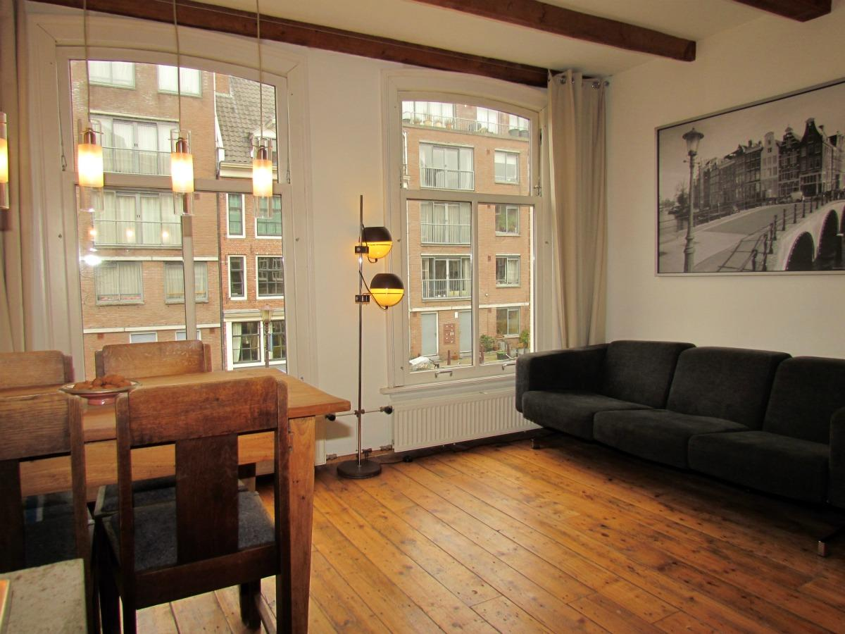 Amsterdam Cosy canal apartment photo 173275