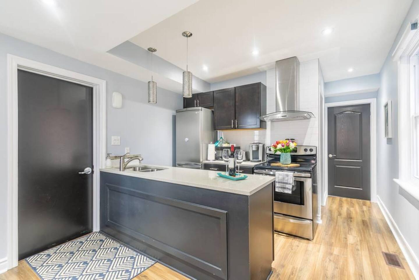 Apartment Modern 1BR with King Bed - Downtown Little Italy photo 22624989