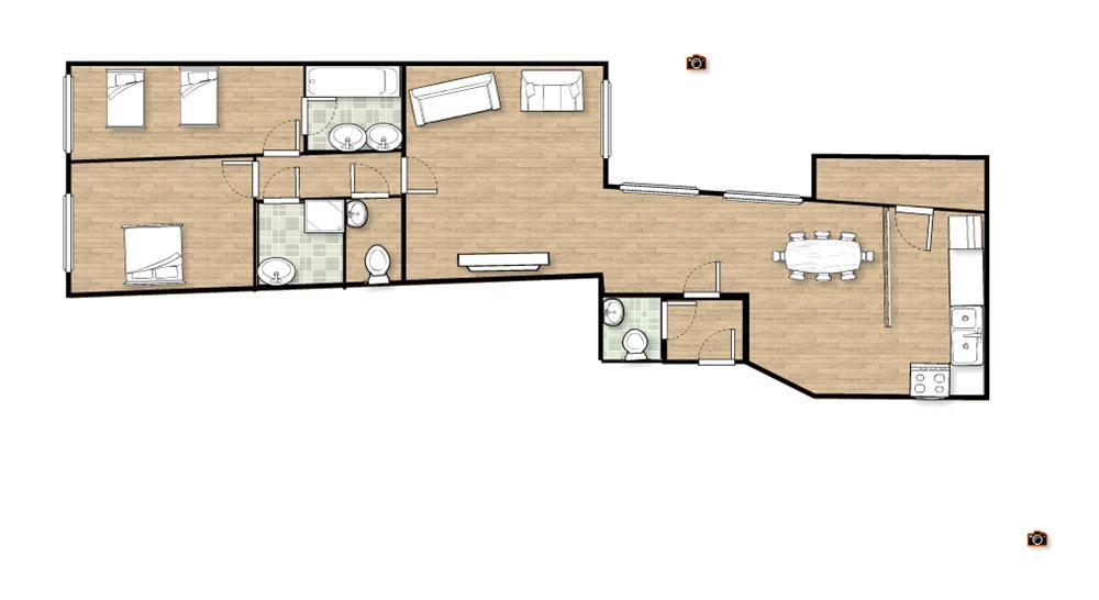 Apartment Opera 205 photo 31730831