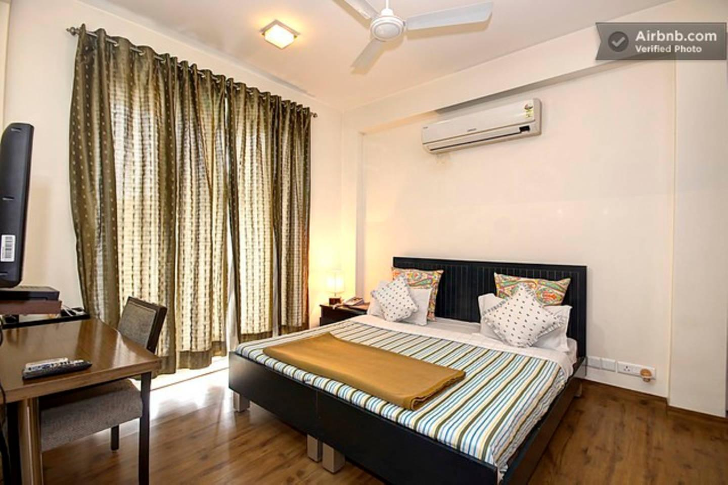 Apartment 2 BHK Serviced Apartment Cyber Park  Perch  photo 31767972