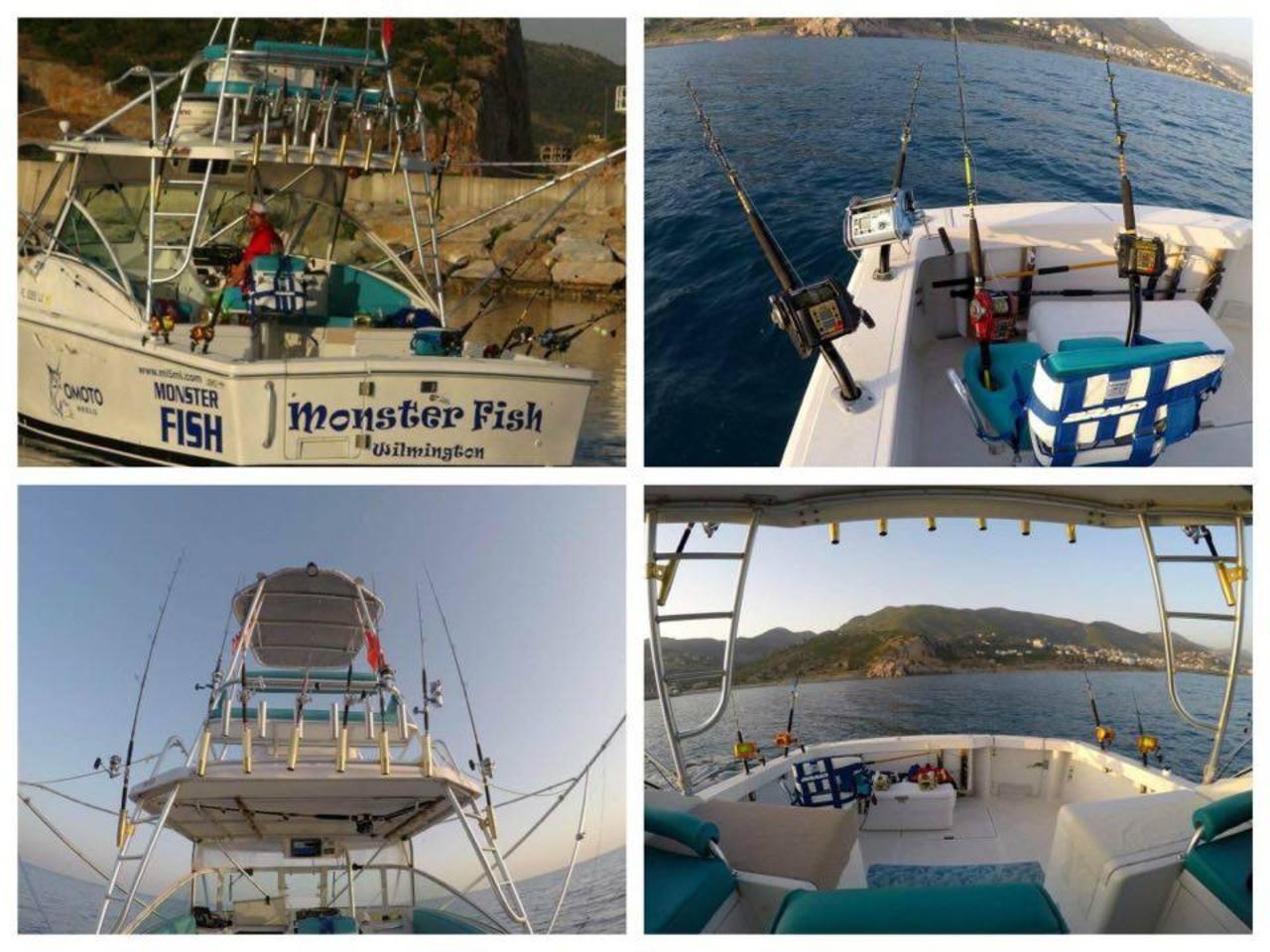 Apartment Professional fishing trip in Alanya photo 4843191