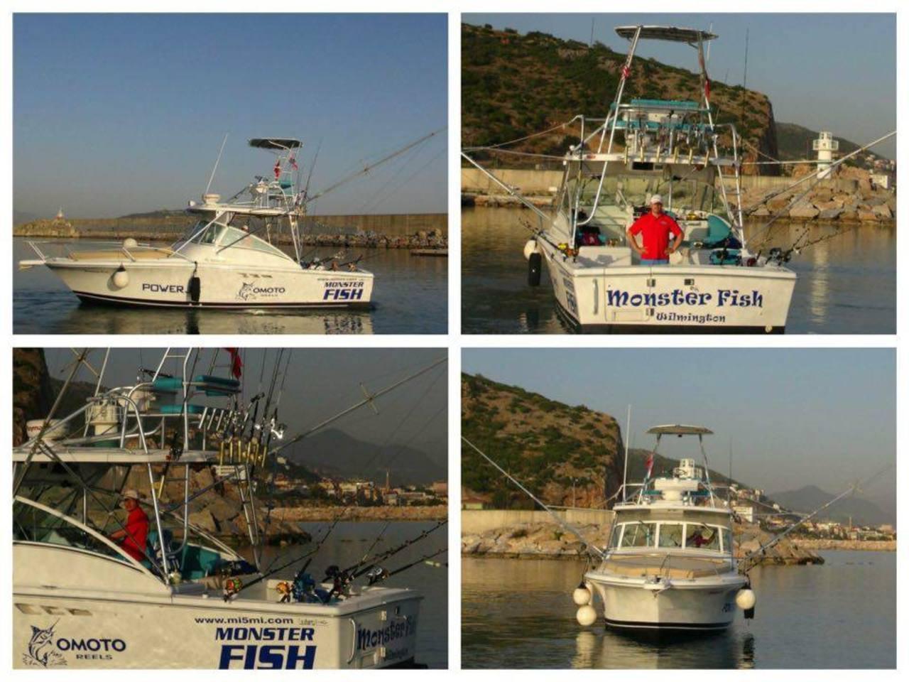 Apartment Professional fishing trip in Alanya photo 4843194